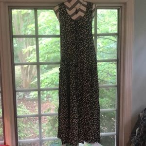 Vintage Hippie Maxi Dress